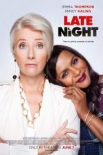 Watch Late Night Online 123movies
