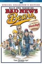 Watch Bad News Bears Online 123movies